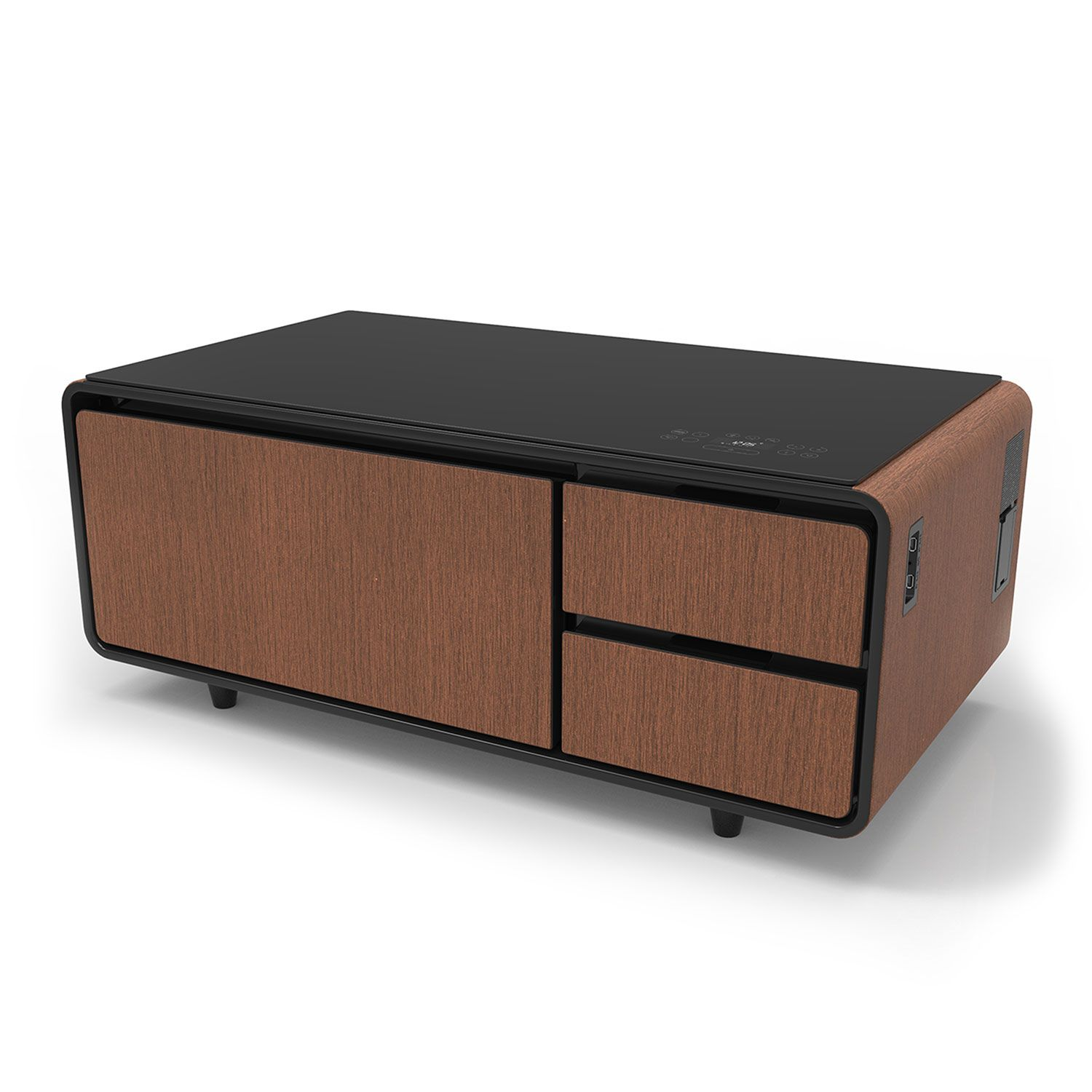 The Sobro Smart Coffee Table is a center for connection