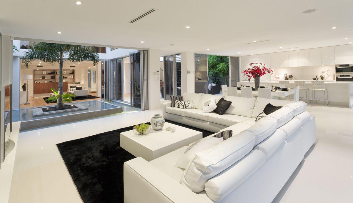 Arredamento Zona Giorno Open Space.Soggiorni Moderni 100 Idee E Stile Per Il Soggiorno Ideale