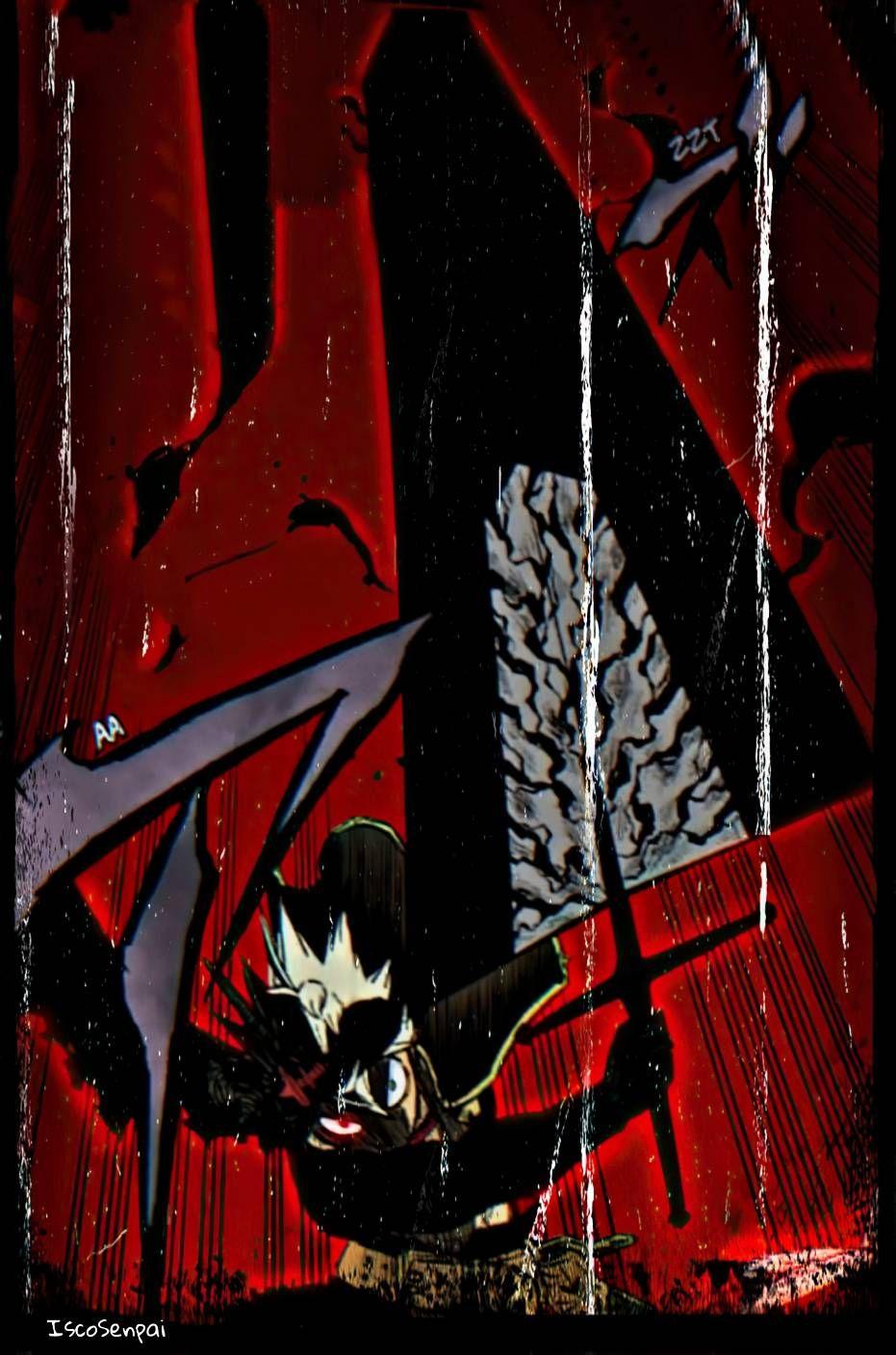 Pin By Shannon Davis On M A N G A In 2020 Black Clover Anime Black Clover Manga Clover