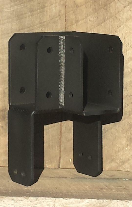 Post to Column Brackets | Construction - Framing/Timber Framing ...