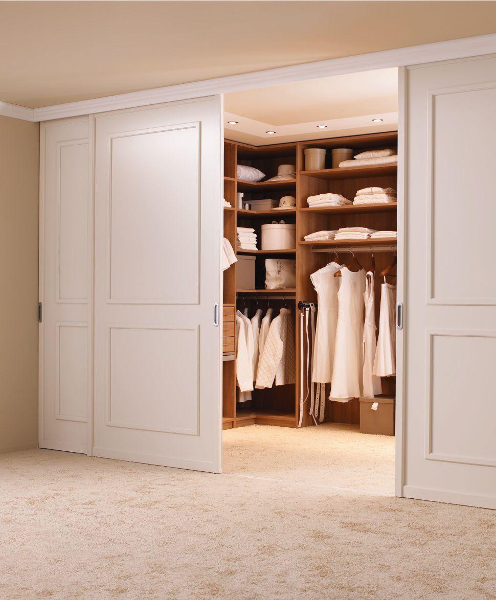 Einbauschränke nach Maß Begehbare Kleiderschränke