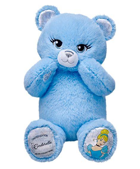 17 in. Limited Edition Disney Princess Cinderella Bear - 1st in a Series  1d7e0c18e