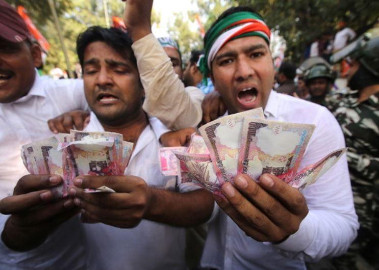 India Economy Falls into Chaos – Dollar Rise in Huge Demand https://www.armstrongeconomics.com/international-news/india/india-economic-falls-into-chaos-dollar-rise-in-huge-demand/