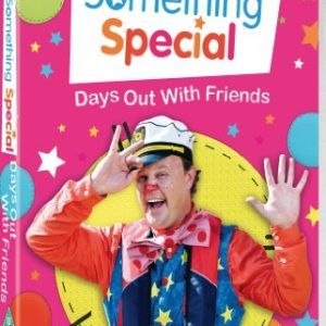 Something Special Days Out With Friends Dvd Mr Tumble Toys Mr Tumble Something Special