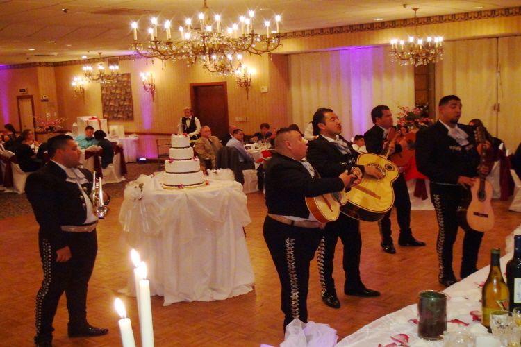 Chicago Dj Chicago Wedding Dj Uplighting Fourth Estate Audio Chicago Wedding Wedding Dj Mexican Fiesta Party