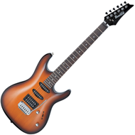 Ibanez GSA60 Electric guitar in brown sunburst finish | The Electric on