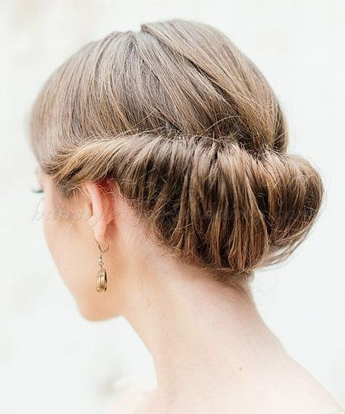 Prime Low Buns Chignons And Wedding Hairstyles On Pinterest Short Hairstyles For Black Women Fulllsitofus