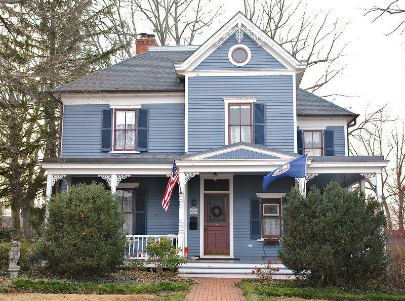Exterior House Paints Colors Houses Paint Light