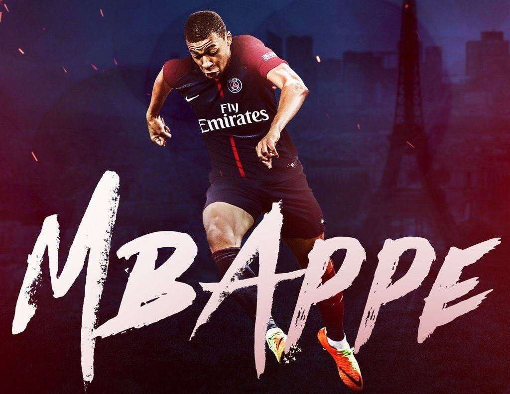 Mbappe Paris Saint Germain Wallpaper