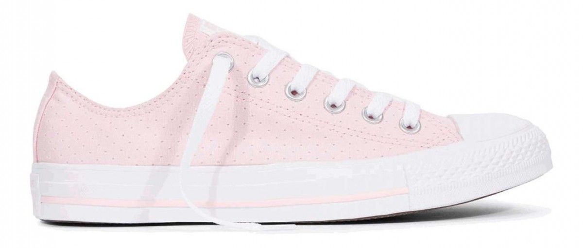 668077effc35 Converse Chuck Taylor All Star Women s Low Top Cherry Blossom White Whit