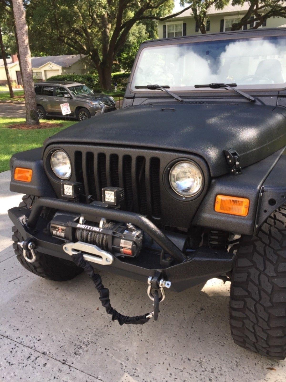 eBay: 1998 Jeep Wrangler Sport 1998 Jeep Wrangler TJ V6 5-speed manual #