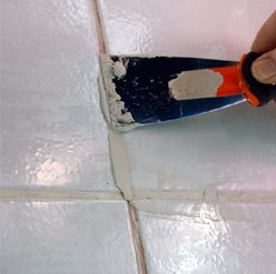 Refreshing Grubby Looking Grout Options Regrout With