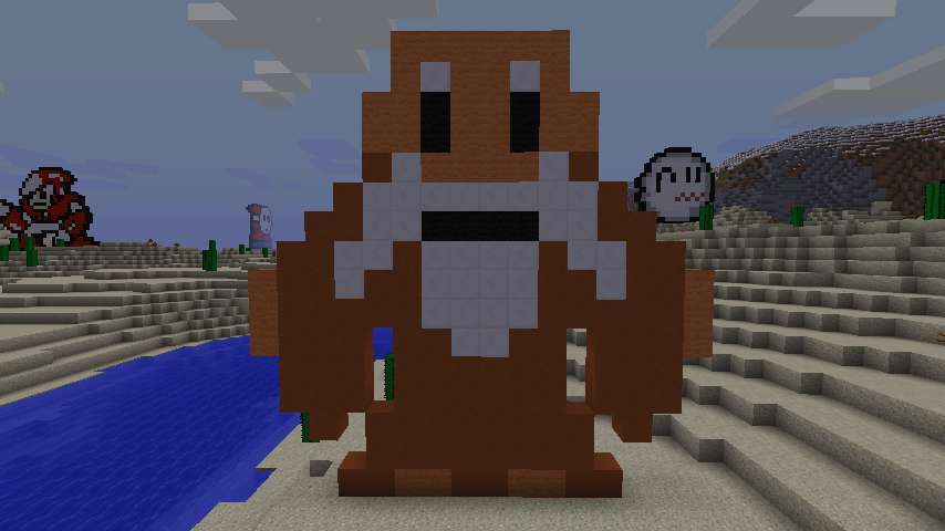Minecraft Old Man Legend Of Zelda Pixel Art Minecraft Pixel Art