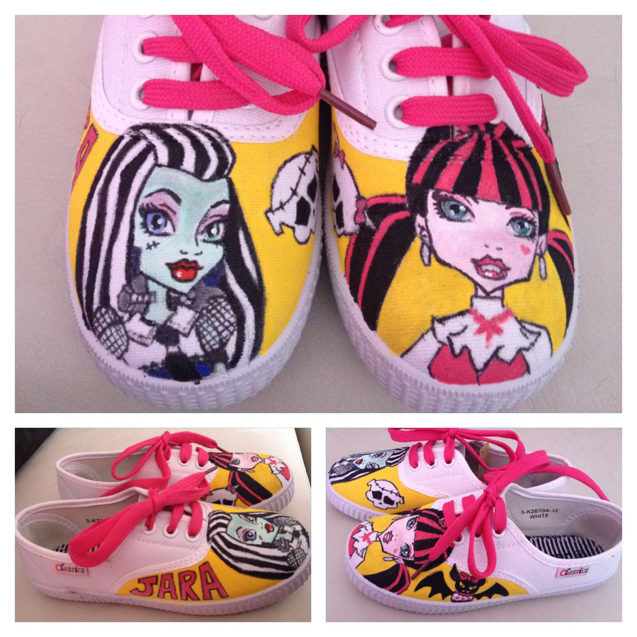 Zapatillas Monster High