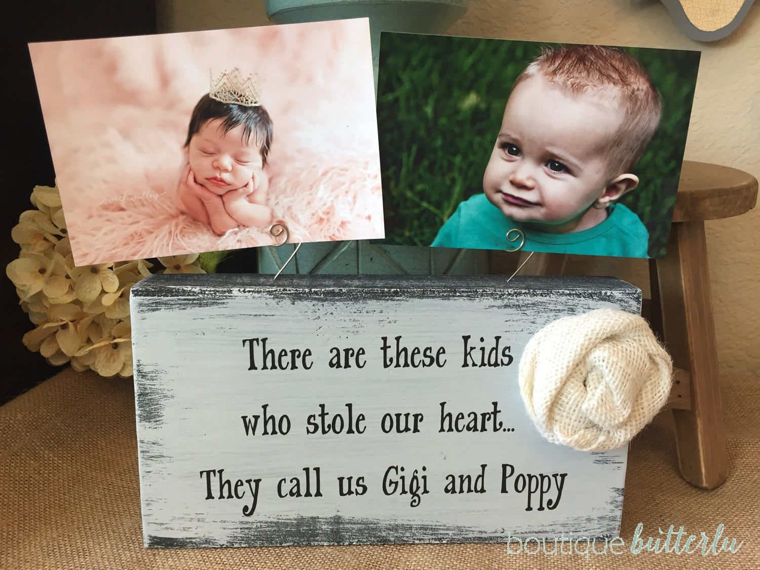 Gift for grandparents gigi papa grandma grandpa aunt personalized gift for grandparents gigi papa grandma grandpa aunt personalized picture frame from grandkids grand baby grandmother jeuxipadfo Images