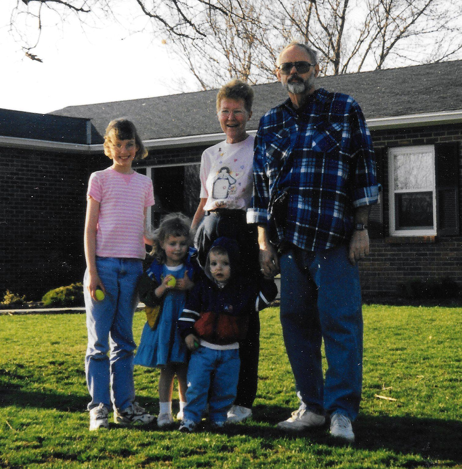 Pancreatic cancer awareness: Family has a cause