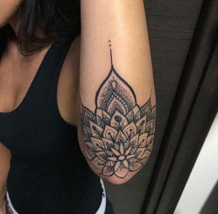 Photo of 53+ Trendy tattoo mandala arm lotus tatoo