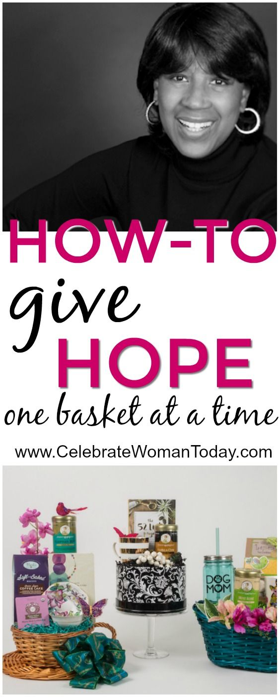 HOW-TO Give Hope One Cup At A Time, Nancy Parker, Cup of Hope Baskets #1SaveTaTas #HeartThis #BreastCancerAwareness