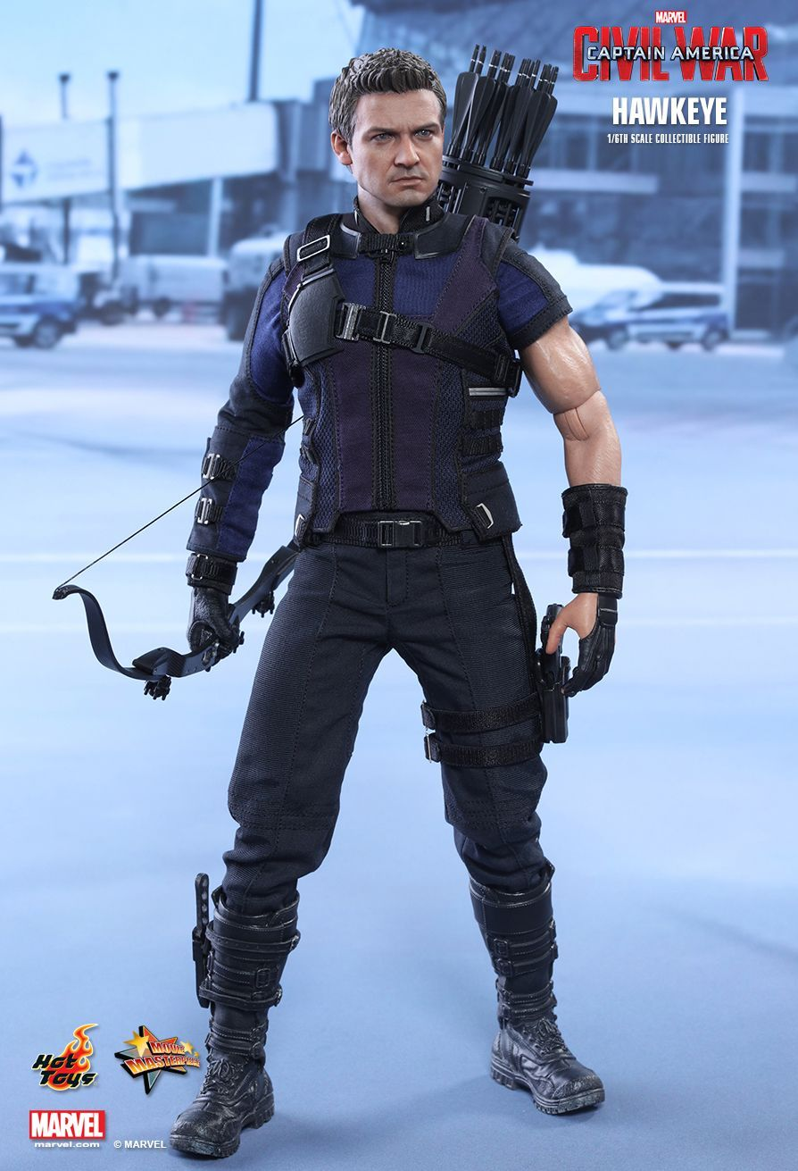 Hot Toys : Captain America: Civil War - Hawkeye 1/6th scale Collectible Figure