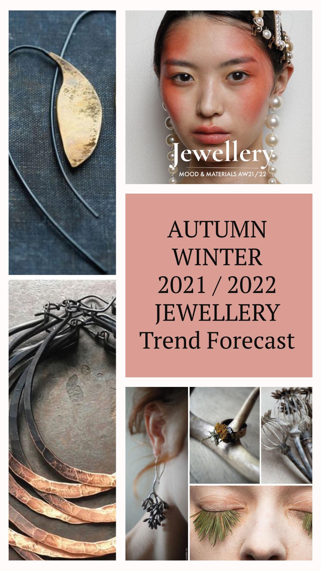 Women's Jewellery Trends Autumn Winter 2021/22 | Jewelry ...