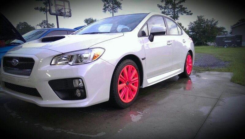 2015 subaru wrx pink rims products i love pinterest subaru subaru wrx and cars. Black Bedroom Furniture Sets. Home Design Ideas