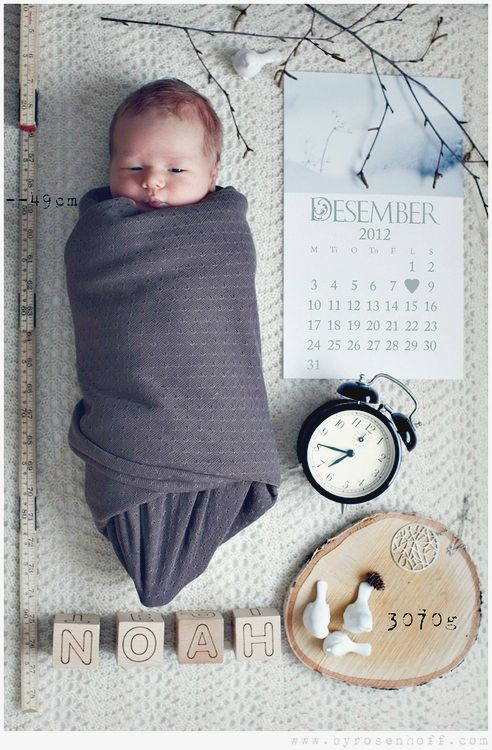 Birth announcement. So cute !