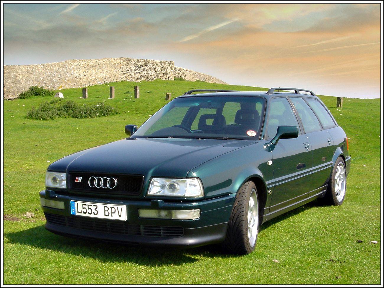 Audi S2 avant, MTM | Vorsprung