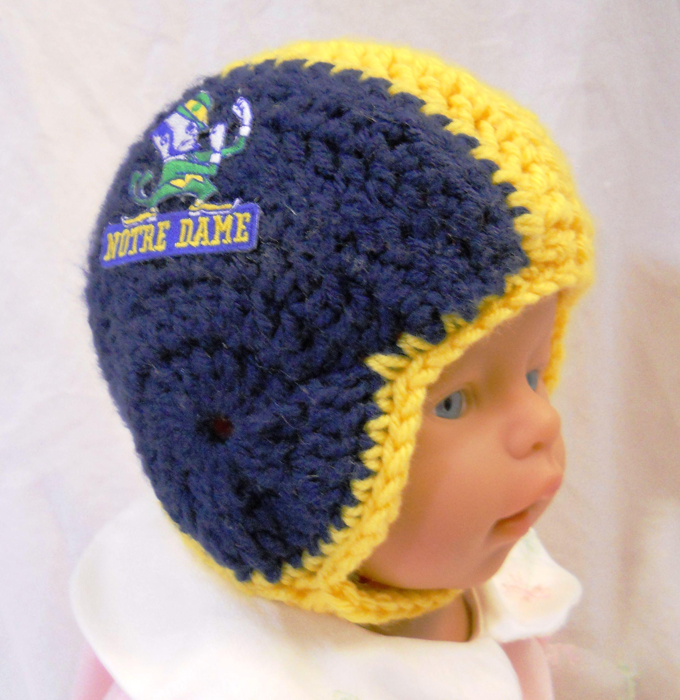 Crochet helmet hat notre dame crochet things i have made crochet helmet hat notre dame dt1010fo