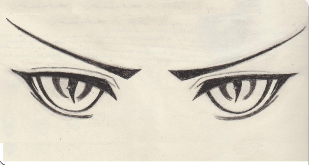 Angry Anime Eyes By Tactical Artist How To Draw Anime Eyes Anime Eyes Eye Drawing