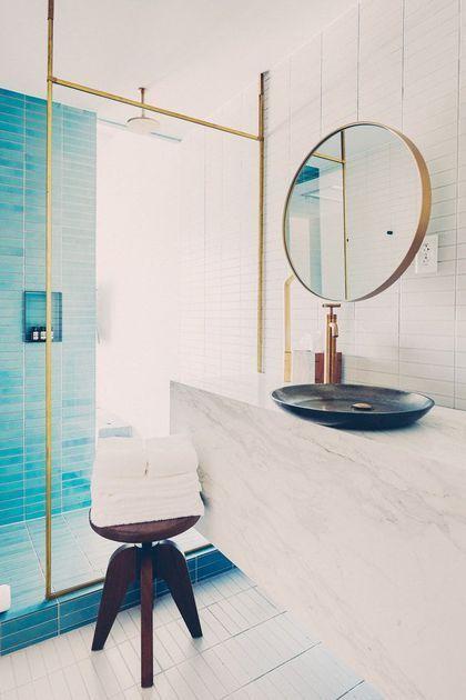 awesome Idée décoration Salle de bain - Salle de bain d\u0027hôtel  des
