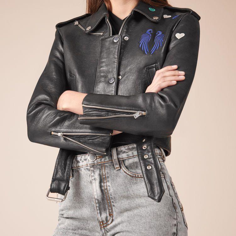 BICOEUR jacket SS17