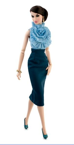 Take Me On Vanessa Perrin™ Dressed Doll The Fashion Royalty® Collection 2016 W Club Upgrade Doll