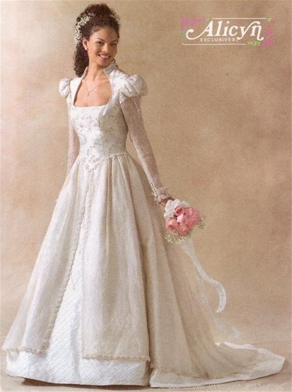 Renaissance wedding dress patterns wedding ideas renaissance wedding dress google search idea s for alana junglespirit Gallery