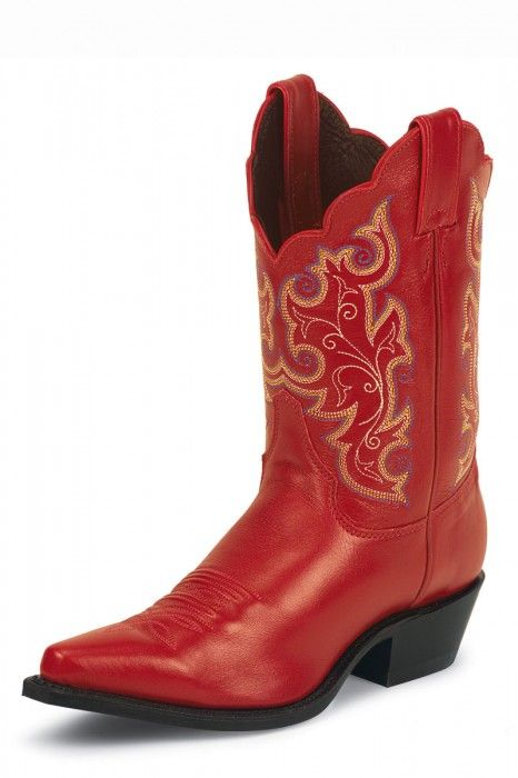 Red Cowboy Boots For Girls - Boot 2017