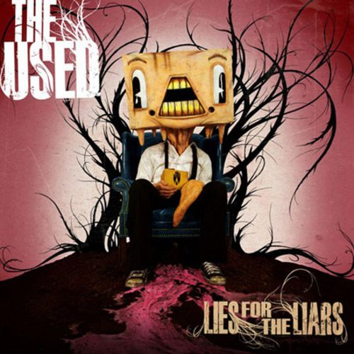 The Used Quot Lies For The Liars Quot Music Album Cover Design
