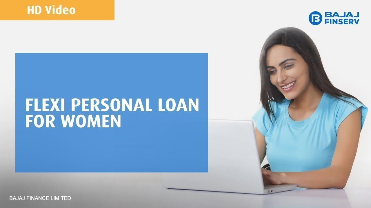 Flexi Personal Loan For Women Pay Up To 45 Lower Emi Personal Loans Loan Flexi