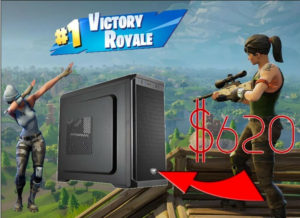 Custom Gtx 1050 Ti Amd Quad Core 3 8ghz Gaming Pc Fortnite Ready 1tb Hdd Fortnite Fortnitebattleroyale Li Epic Fortnite Fortnite Online Gaming Sites