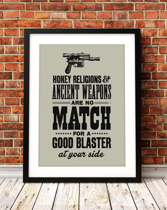 Hey, I found this really awesome Etsy listing at https://www.etsy.com/listing/192778835/star-wars-poster-art-star-wars-print