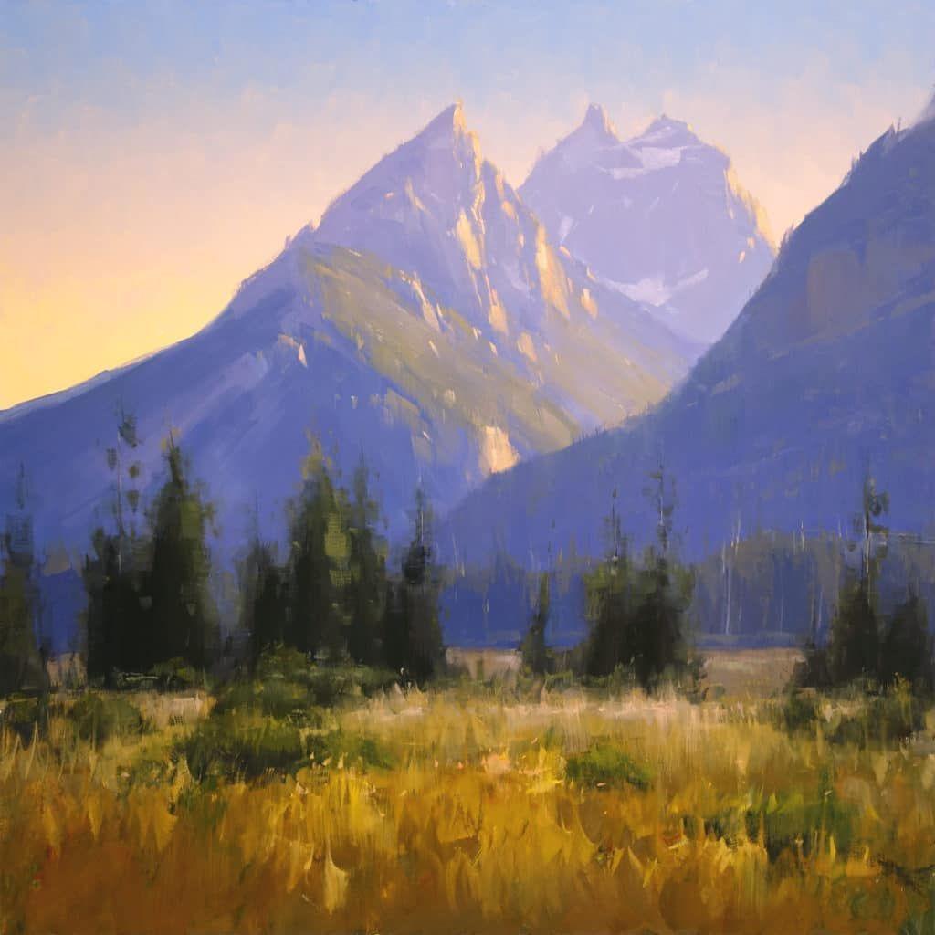 14 Inspirational Landscape Paintings Landscape Paintings Beautiful Landscape Paintings Oil Painting Landscape