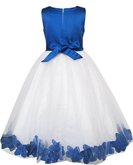 Blue dress age 8 apps