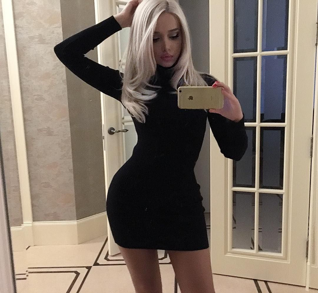 288488cf2710 Mariam Pashaeva ☀ High Neck Dress, Dresses With Sleeves, Bodycon Dress, Long