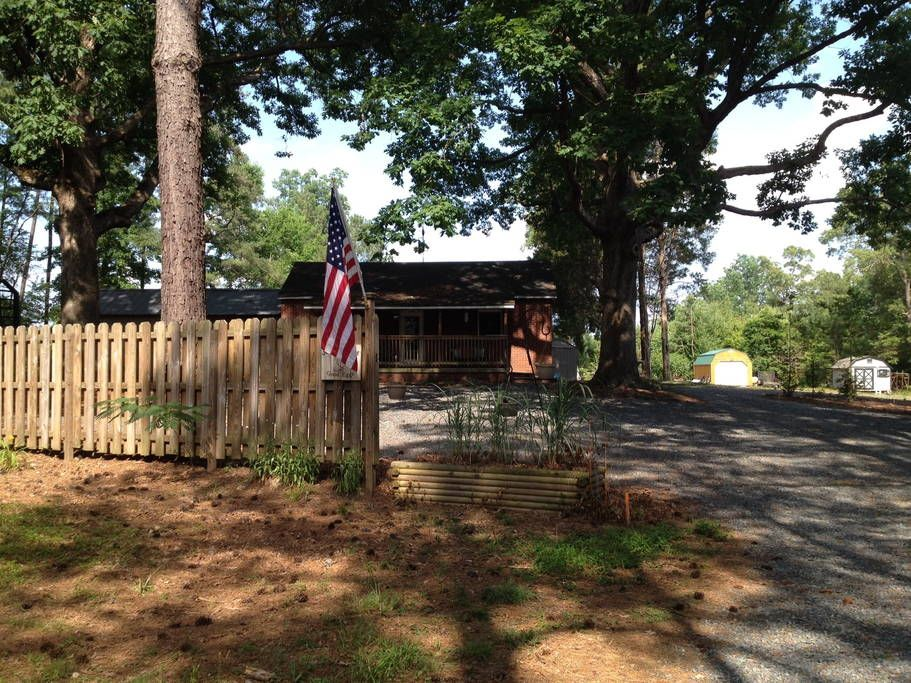 House in Moncure, United States. Our Guest House is a