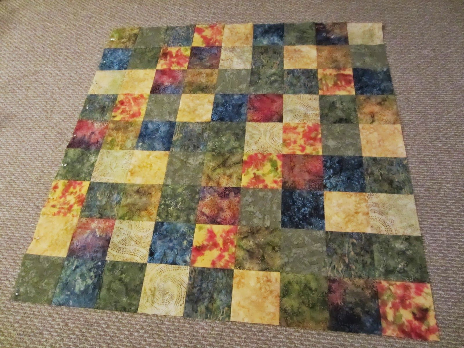 Making a Sudoku quilt - tutorial | Share Today's Craft and DIY ... : sudoku quilt pattern free - Adamdwight.com