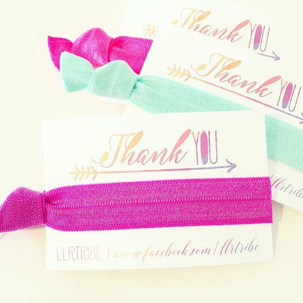 Custom Lularoe Hair Tie Business Cards Custom Branded Lularoe Hair... ( 48)  ❤ liked on Polyvore featuring accessories 60620e574f9
