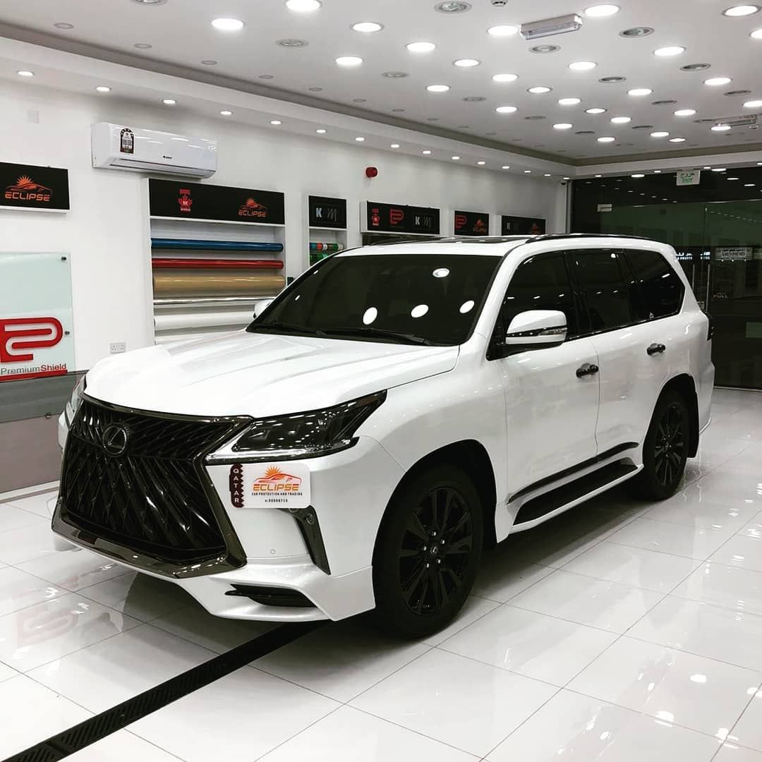 Lexus Lx570 2020 In Our Ug35 Tint And Premium Shield High Gloss Paint Protection Film Eclipse Car Protection Window Lexus Lx570 Lexus Paint Protection