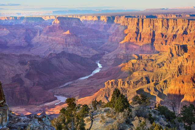 Tourist Places in the world, Attractive tourist place in The World.: Grand Canyon in northern Arizona