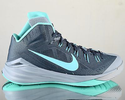 Hot 2014 Nike Hyperdunk 2014 White Grey Photo Blue