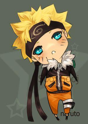 Vacant Naruto Chibi In 2021 Chibi Naruto Naruto Uzumaki