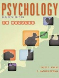 Psychology in modules 11th edition free ebook online psychology in modules 11th edition free ebook online fandeluxe Choice Image