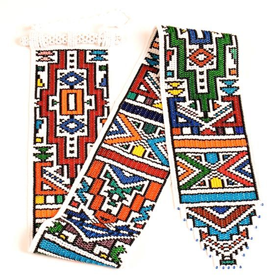 Ndebele Beadwork Textiles South African Design